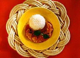 Gott ombord: Thaiinspirerad kyckling