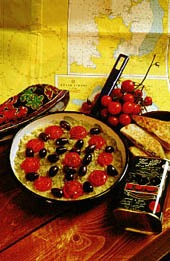 Gott ombord: Turkisk potatisrätt