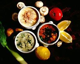 Gott ombord: en soppa både mättar och värmer.