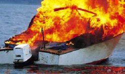 brand ombord - åtgärder och tips