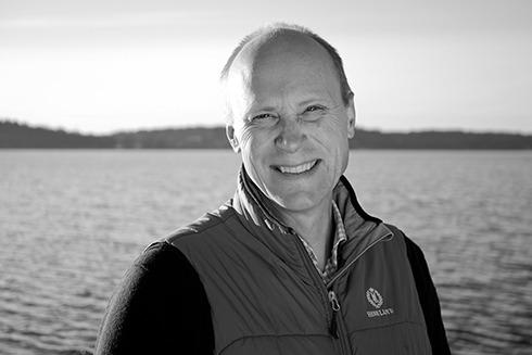 Claes Olivecrona, affärschef och reporter på Hamnen.se