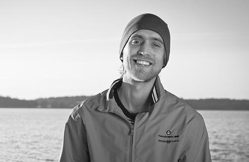 Frej Rydhem, producent Hamnen.se