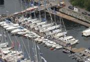 Stockholms flytande båtmässa 2006