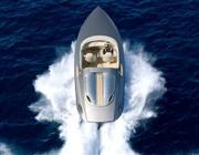 Fearless 28, en Porsche på vattnet.