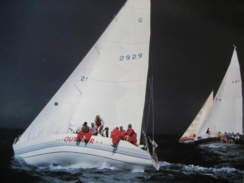 IOR sailing