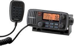 Vinnaren i apriltävlingen får en M-Tech VHF från Navship.
