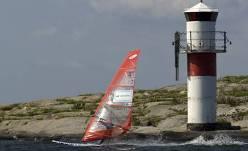 Kona raid är en uthållighetsregatta för vindsurfare.