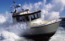 Targa motorbåt