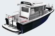 Minor Offshore 25 har världspremiär på Scandinavian boat show.