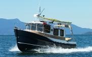 Fiskebåtarna i Alaska har inspirerat till Ranger Tug 25.
