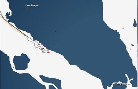 Karta Volvo Ocean Race