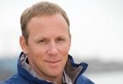 Magnus Woxén seglar med Ericsson 3