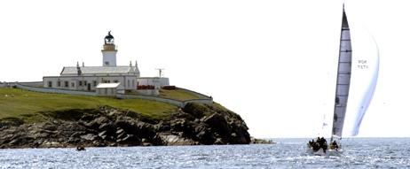 Segla till Shetland