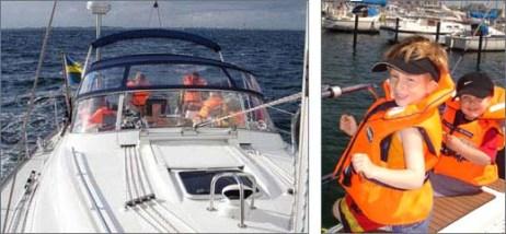 Tips för barn i båten