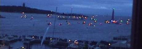 Ericsson 3 tvåa till Sandhamn