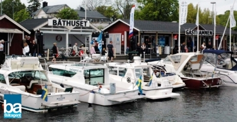 Mässa för begagnade båtar