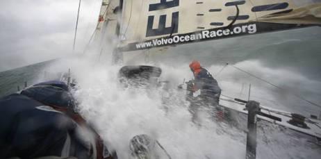 Inget Volvo Ocean Race 2011 för Ericsson