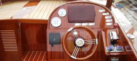 Golden Cut 28 visas på Scandinavian Boat Show