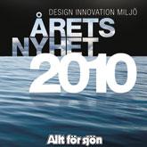 Mässbesökarna får rösta på Årets nyhet 2010