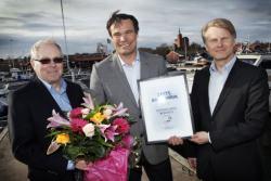 Nynäshamn har utsetts till Årets båtkommun 2010. Foto: Janne Danielsson