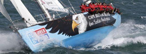 Clipper Race - Cape Breton först i mål i Frisco