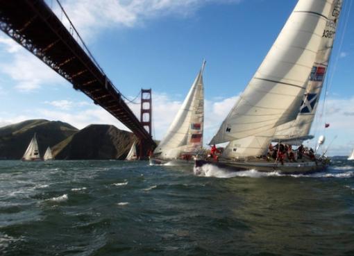 Clipper Race - mot Panama