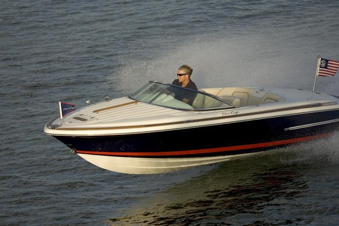 Motorbåt ChrisCraft Launch 20