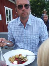 Håkan Nilsson-Norlén - Göta Kanals Bloggfamilj