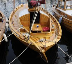 Träbåtsfest i Skärhamn