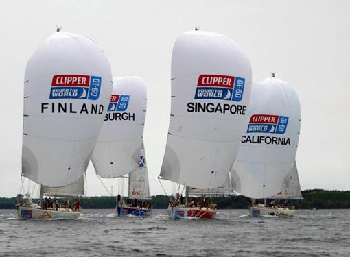 Clipper race 2010
