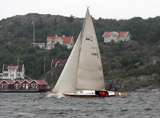Tjörn Runt 2010 vinnare Birgit