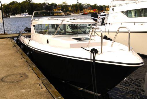 Delta 29 en Sidewalk båt