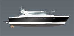 Delta 54 får världspremiär på Scandinavian Boat Show.