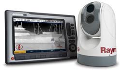 Raymarine presenterar nattseende värmekameror