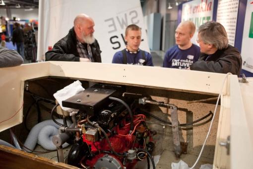 Ockelbo HT19 originalmotor