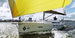 Jeanneau 409 – Yacht of the year 2011 – testas av Hamnen.se