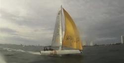 Anders Lewander testar SeaCart 26
