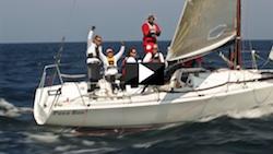 Strandberg vinner Farr 30-klassen i Sandhamn Race Week