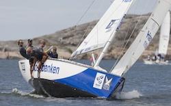 Hansen förlorar finalen på Marstrand mot Williams