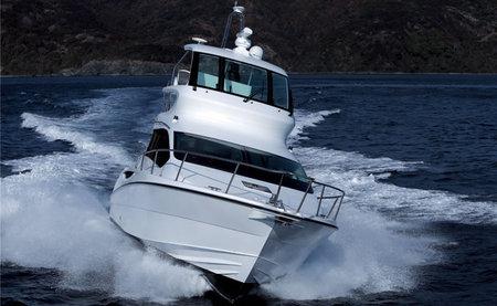 Toyota ger sig in i båtbranschen med Ponam 35.
