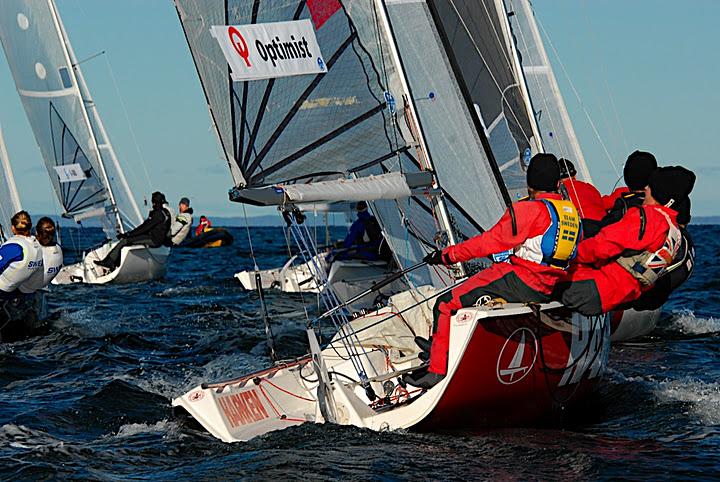 Mästarnas mästare i segling