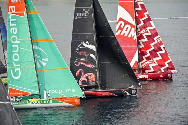 Volvo Ocean Race In-Port Race