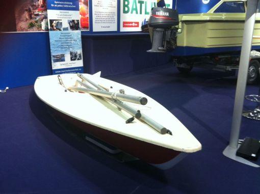 Laser renoveras av Marina Läroverket, säljs på auktion på hamnen.se