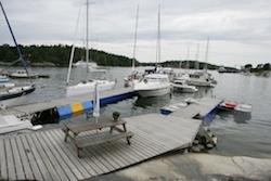 Kötiden till båtplatser har blivit kortare.