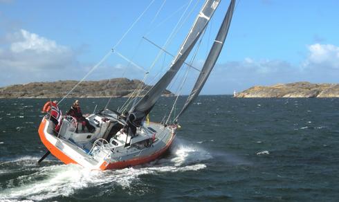 RM 1260 vinnare av European Yacht of the Year 2013 Familjeklassen