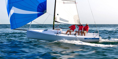 j70 vinnare i European Yacht of the Year 2013 Specialklassen