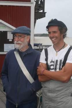 Sven Yrvind och Thomas Grahn