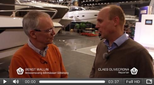 Intervju med mässgeneralen Bengt Wallin