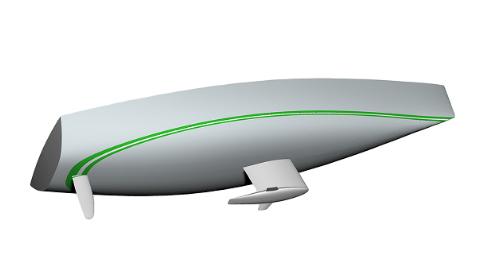 Konstruktör bollar idéer om ny skärgårdsbåt