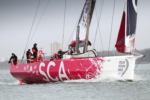 SCA crew onboard